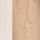 Стекло сатин темный (графит) c пескоструйным нанесением 4 мм