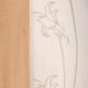 Стекло сатин светлый c пескоструйным нанесением 4 мм