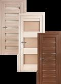 Двери в экошпоне, серия S